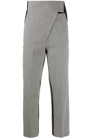 COPERNI Pantalones con estampado de pied de poule