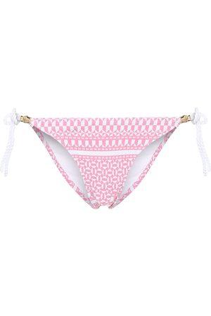 Heidi Klein Exclusive to Mytheresa – Buenos Aires printed bikini bottoms