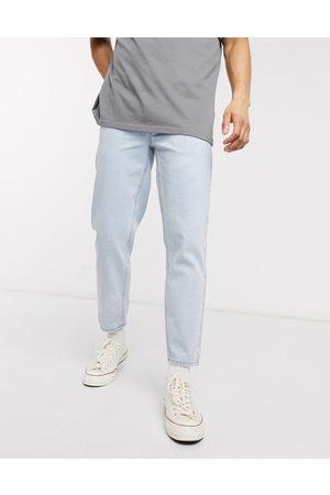 ASOS DESIGN Classic rigid jeans in light wash