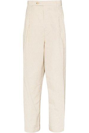 Eckhaus Latta Hombre Pantalones y Leggings - ECKHAUS SUN SLACK TRS WHT GRY