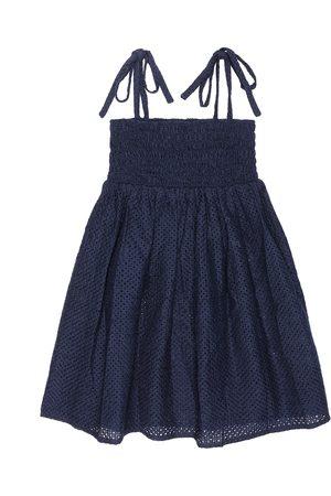 Marysia Babydoll cotton dress