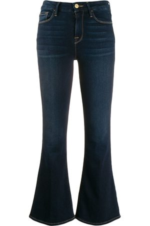 Frame Jeans capri estilo bootcut