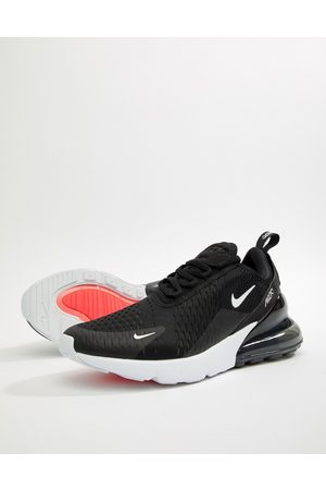 Nike Air Max 270 trainers in black