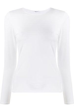 Filippa K Mujer Manga larga - Camisa ajustada manga larga