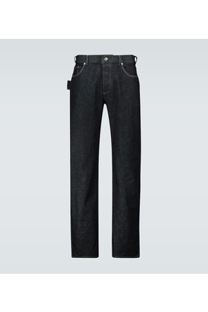 Bottega Veneta Wide-leg denim jeans