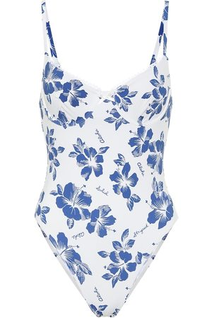 Solid The Taylor floral swimsuit