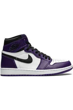 Jordan Hombre Tenis - Tenis Air 1 Retro High OG Court Purple 2.0