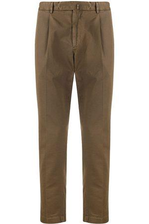 DELL'OGLIO Pantalones tipo chino slim
