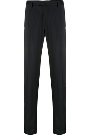 BRIGLIA High-waisted tailored trousers