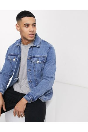 New Look Denim jacket in light blue wash