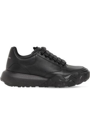 """Alexander McQueen Sneakers """"court Trainer"""" De Piel 45mm"""