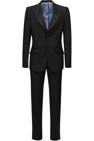 Gucci Mohair & Wool Heritage Tuxedo