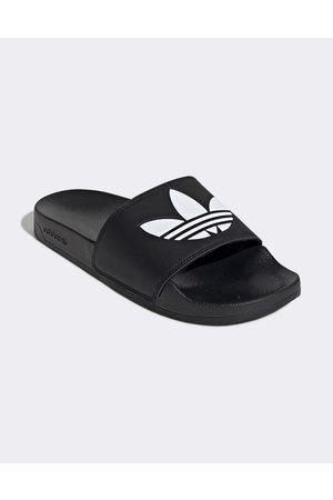 adidas Adilette Lite sliders in black