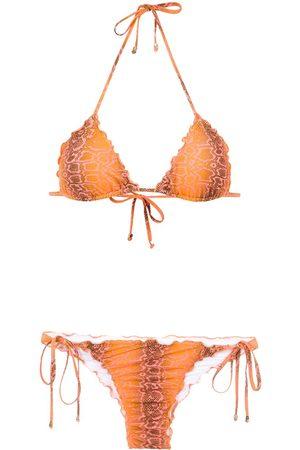AMIR SLAMA Bikini triangular