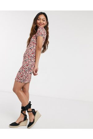 Pieces Mujer Casuales - Bardot mini dress