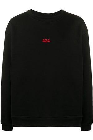 424 FAIRFAX Logo-print sweatshirt