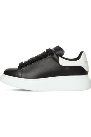 Alexander McQueen Sneakers De Piel Bicolor 45mm