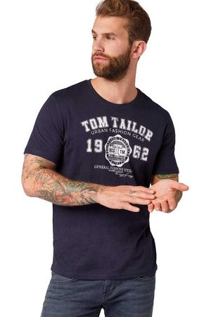 TOM TAILOR With Logo Print