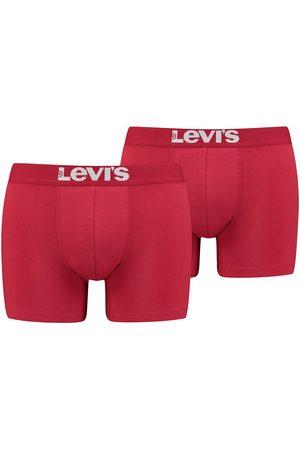 Levi's Solid Basic Boxer 2 Packs