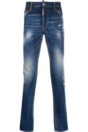 Dsquared2 Skinny jeans estampados