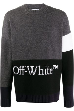 OFF-WHITE Suéter tejido