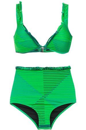 AMIR SLAMA Mujer Bikinis - Bikini estampado