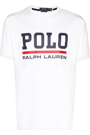 Polo Ralph Lauren Playera con logo estampado