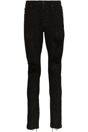 Purple Brand Jeans slim Oil Spill