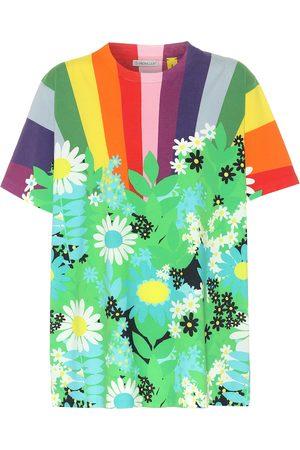 Moncler Genius 8 MONCLER RICHARD QUINN cotton T-shirt