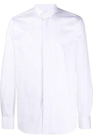 Xacus Camisa de vestir con manga larga