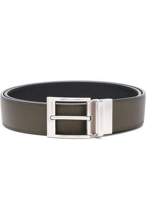 Bottega Veneta Hombre Cinturones - Cinturón reversible texturizado