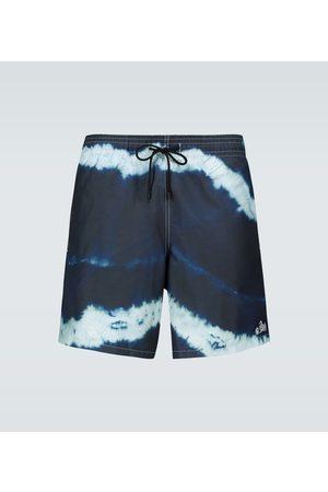 Loewe Paula's Ibiza tie-dye swim shorts