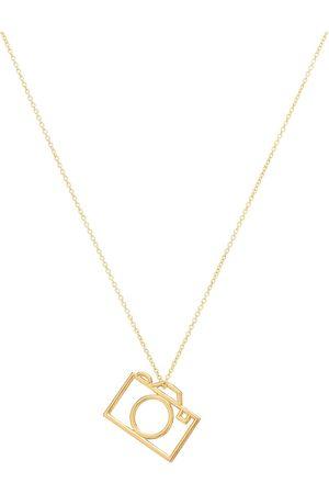 Aliita Camara Pura 9kt gold necklace