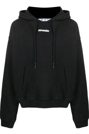 OFF-WHITE Arrows logo print hoodie