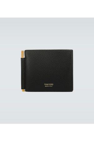 Tom Ford T Line money clip wallet