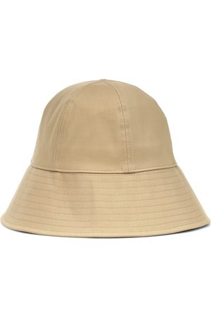 Jil Sander Cotton bucket hat