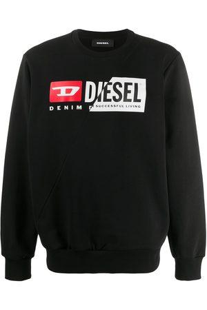 Diesel Sudadera con logo estampado