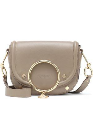 Chloé Mara leather shoulder bag