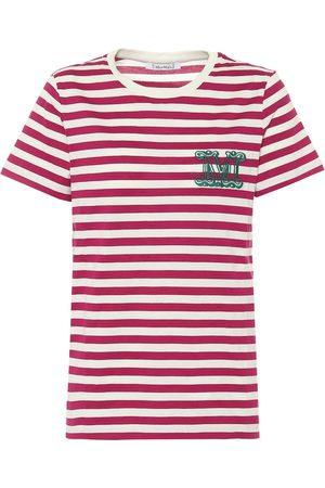 Max Mara Ginnico striped cotton-jersey T-shirt