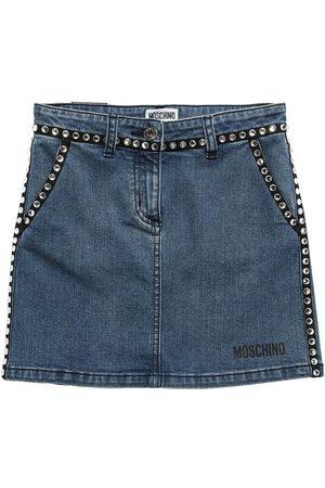 Moschino Jeans De De Algodón Stretch
