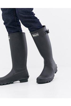 adidas Bede wellington boots in black