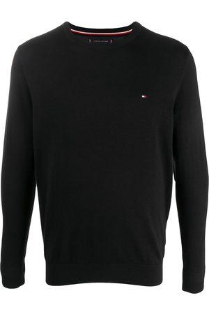 Tommy Hilfiger Suéter con parche del logo