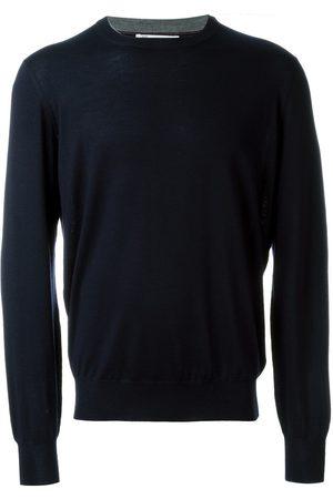 Brunello Cucinelli Suéter con cuello redondo