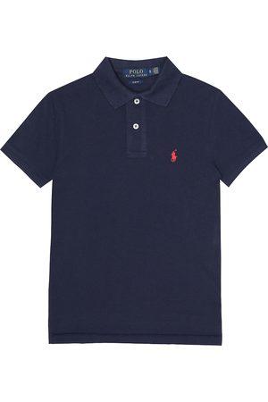 Ralph Lauren Niño Polos - Cotton polo shirt