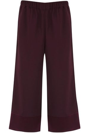 Olympiah Culottes Tyrian