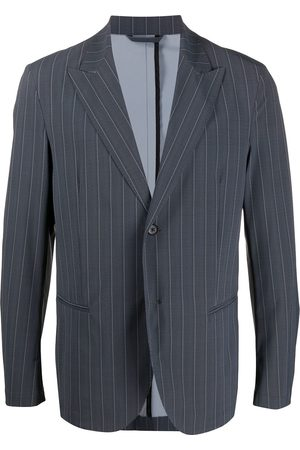 Hydrogen Pinstriped single-breasted blazer