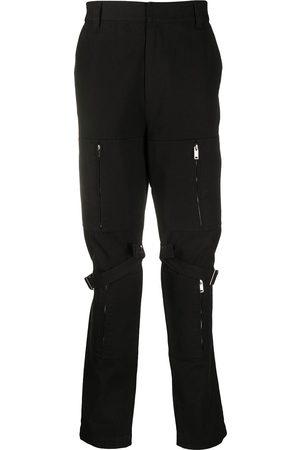 AMBUSH Pantalones tipo cargo con detalle de cierre