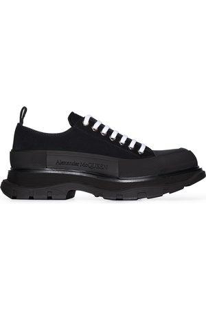 Alexander McQueen Tread Slick lace-up sneakers