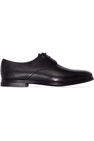 Salvatore Ferragamo Zapatos Spencer con cordones