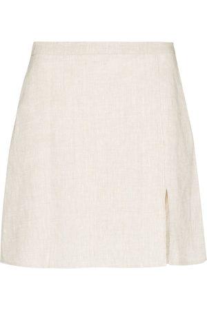 Reformation Mujer Minifaldas - Minifalda Baker